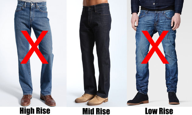 Everything A Guy Needs To Know Before Buying Jeans Mens